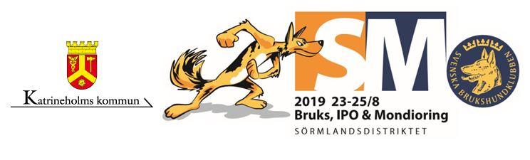 Bruks- och IPO SM 2019 i Sörmland